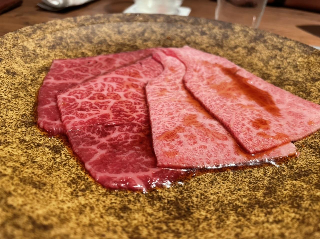 焼肉の名店【うしごろ本店】極みの肉コースに悶絶寸前…トロける肉寿司やシャトーブリアンのカツレツ_1