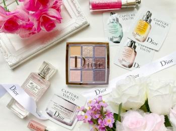 【おこもり美容♡】Diorのオンラインショップ豆知識!