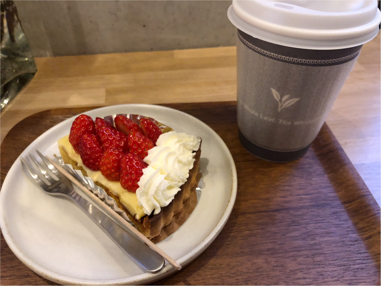 閑静な住宅街に《いちごスイーツ専門店》が!三軒茶屋にあるフレッシュなカフェがこの時期大人気!_3