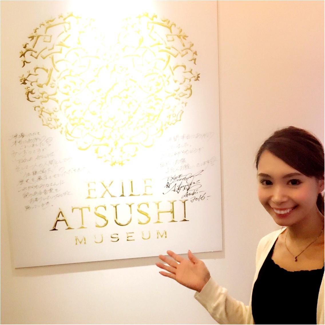 モアハピ部の中で1番[EXILE ATSUSHIさん]が大好きなのは私デス♡!!_6