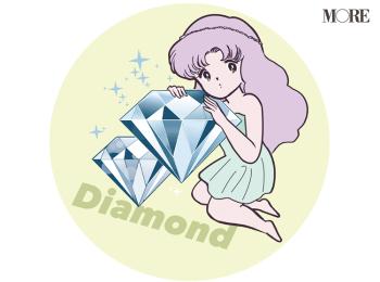 ダイヤモンド星人の「2021年 MYポジティブポイント占い」