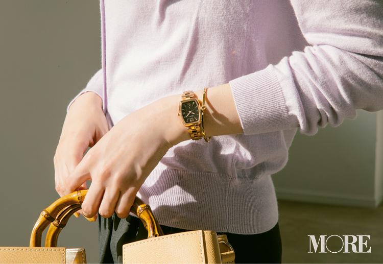手もとから「信頼」を得る! 才色兼備な腕時計を味方につけて☆_2_1
