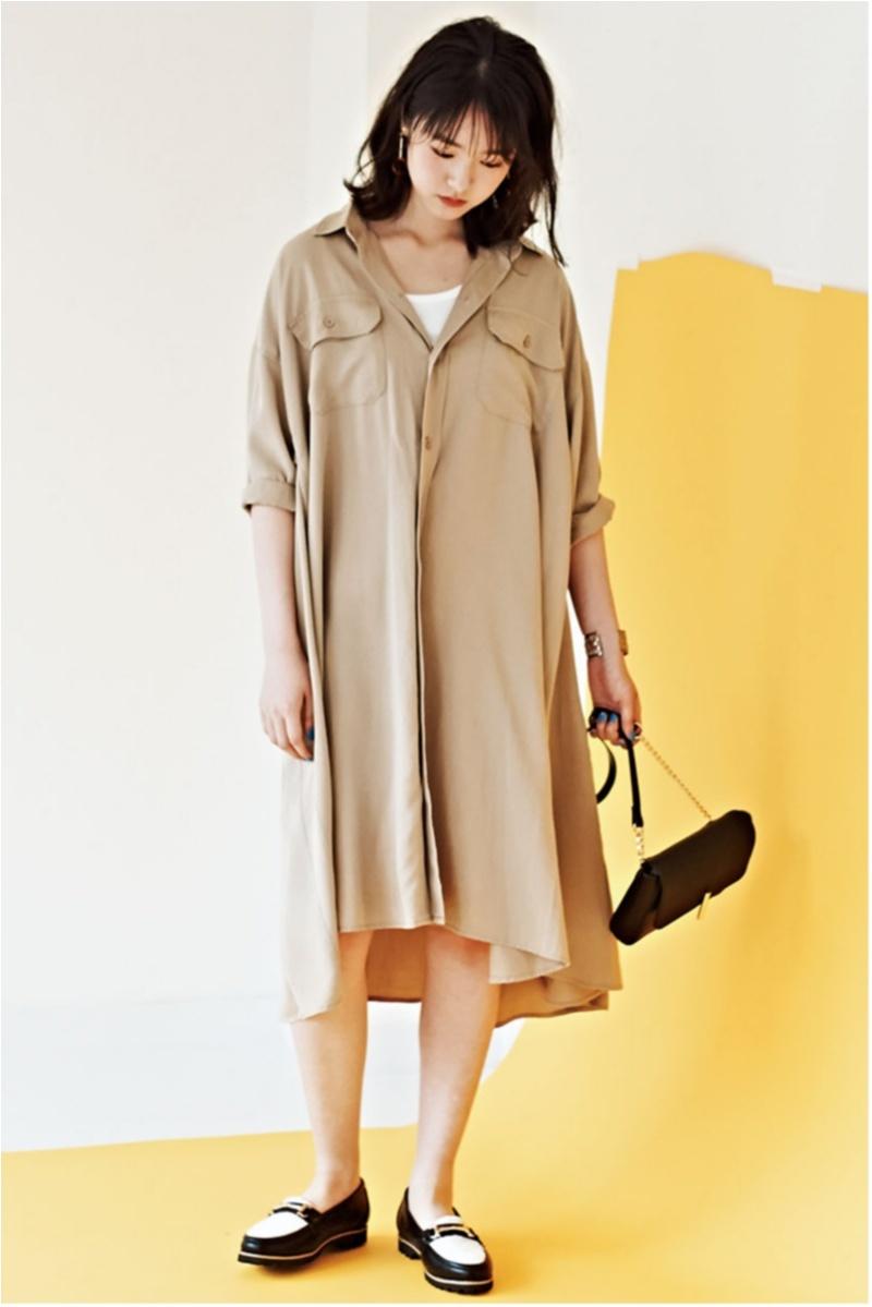 『ユニクロ』&『GU』の新作やプチプラワンピで秋を先取りっ♡【今週のファッション人気ランキング】_1_3