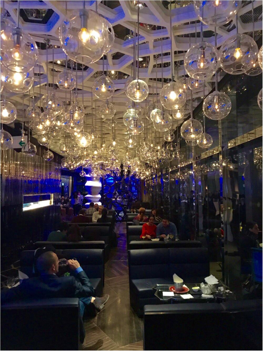 【TRIP】#世界一高いところにあるBAR リッツ・カールトン香港「OZONE」♡_2