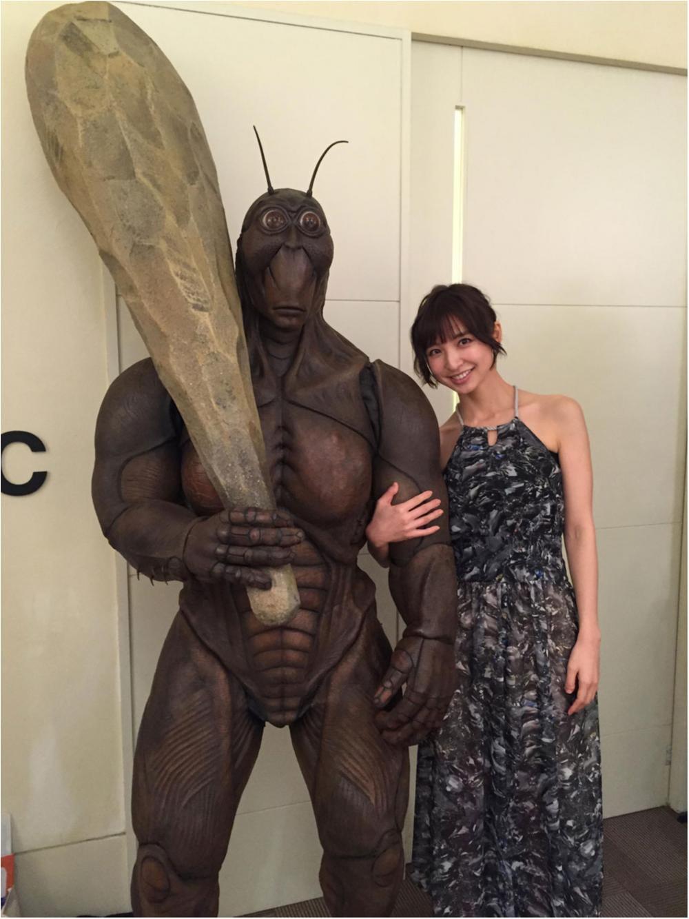 篠田麻里子出演!映画「テラフォーマーズ」完成直前イベントに行ってきました_3