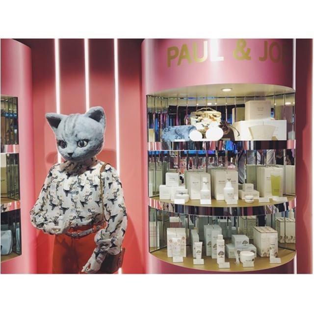 ニャンともかわいい猫モチーフのグッズが手に入る♡ 原宿のキャットストリートに『ポール&ジョー』のコンセプトショップがオープン_3
