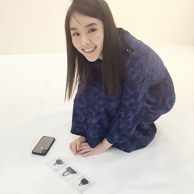 【唐田えりかの撮影オフショット】『凪のお暇』に出演中! からたんの天使のような笑顔♡_3