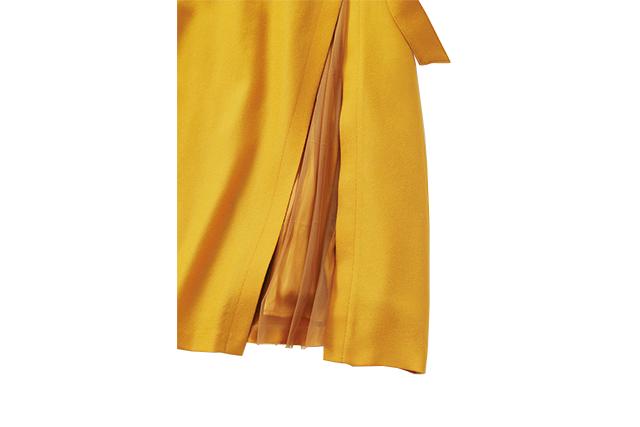 MORE 組曲 コラボ スカート サテン チュール