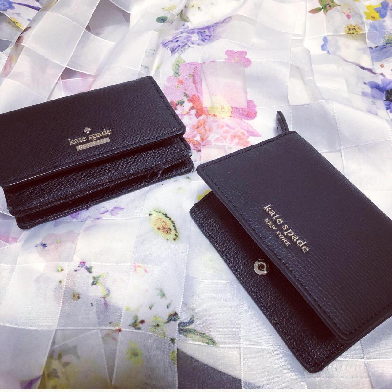 <ミニ財布>パスケースにも使える!最強のコンパクト財布ならケイトスペードが超オススメ!♡_4
