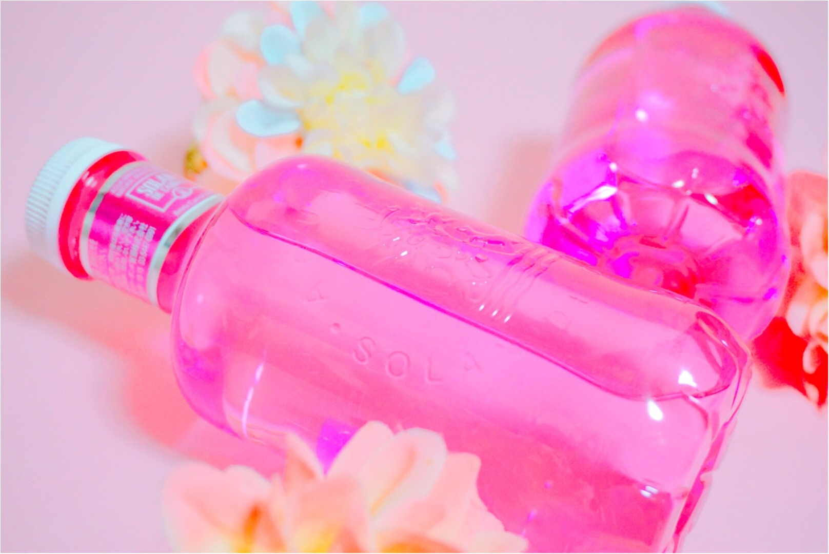 《SNSで話題沸騰中‼︎》噂の【ピンクの水】ソラン・デ・カブラスの限定ピンクボトルが可愛すぎる♡_3