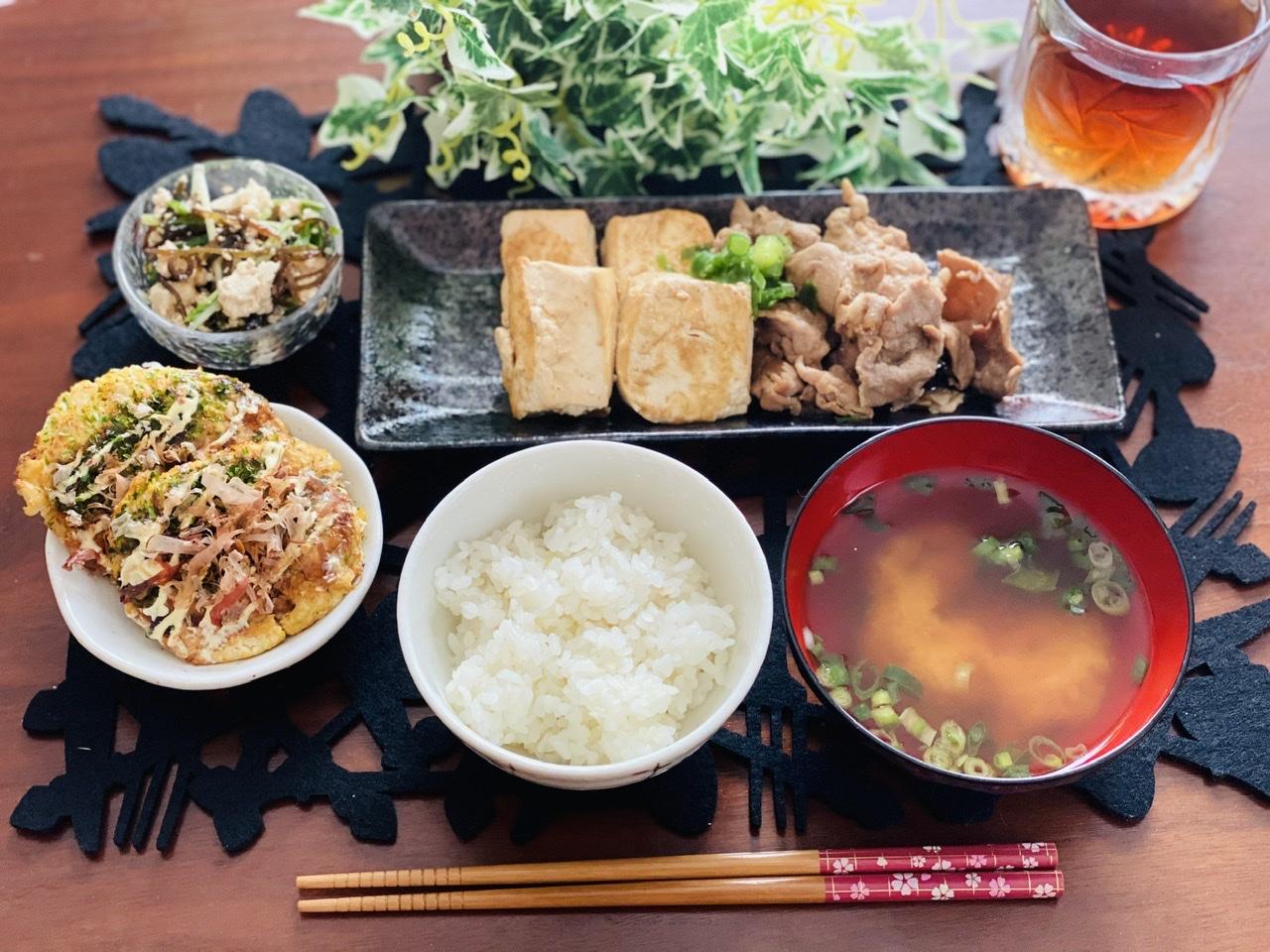 【今月のお家ごはん】アラサー女子の食卓!作り置きおかずでラク晩ご飯♡-Vol.21-_3