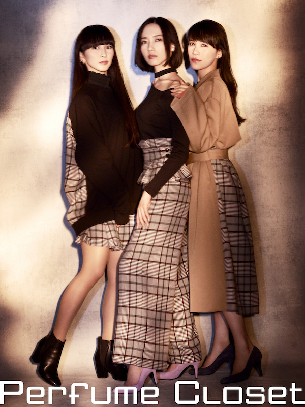 Perfumeのファッションプロジェクト『Perfume Closet』の新作が、東名阪をめぐります 記事Photo Gallery_1_1