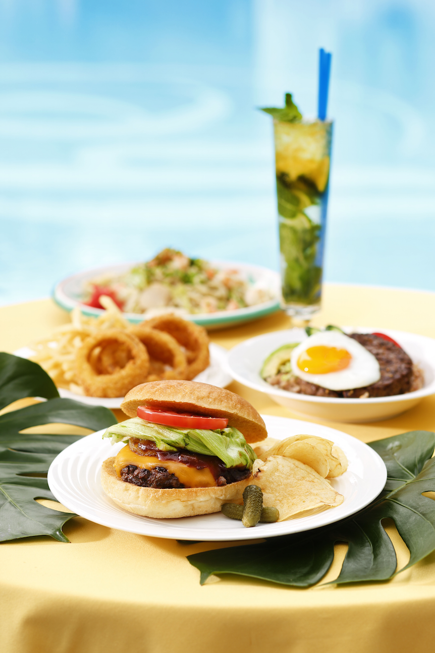 これがオトナ女子の遊び方♡ 『ホテルニューオータニ』のプール&レストランで夏を満喫!_2