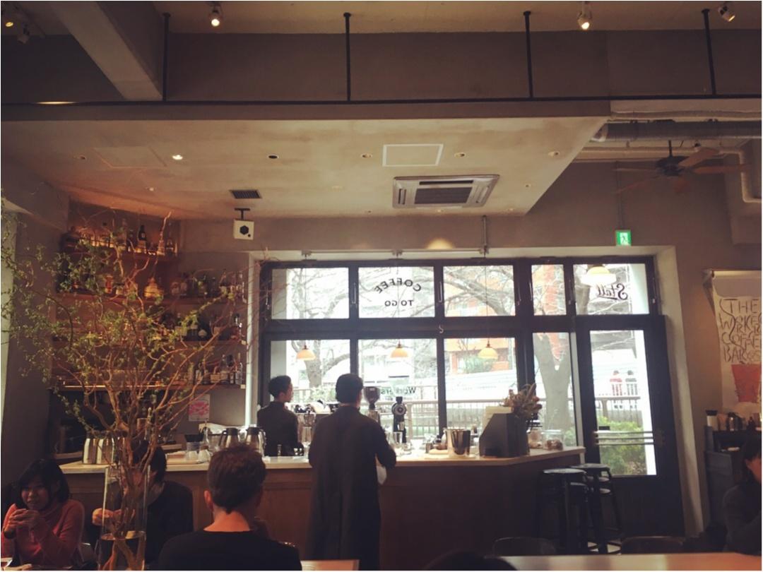 【中目黒】また行きたい!居心地がよすぎるカフェ発見。_3