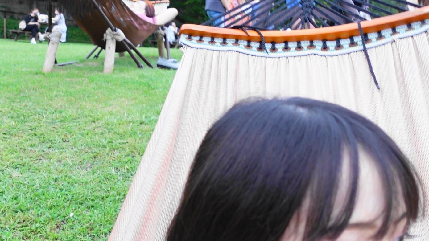 【神戸】神戸布引ハーブ園にいってみたらお洒落なテラスのカフェとハンモックがあってインスタ映えスポットだった_9