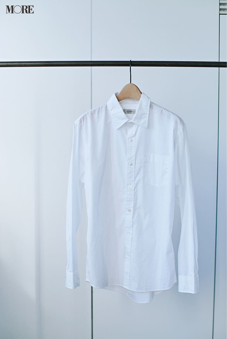 白ニットコーデ【2020冬〜春】- 着膨れしない細見えテクニックなど、白い服の最旬レディースコーディネートまとめ_56