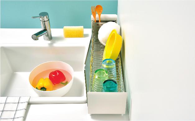 《Twitter フォロー&RTで応募》新キッチンツールブランド『UtaU』の「水切りかご」を3名様に♡__2