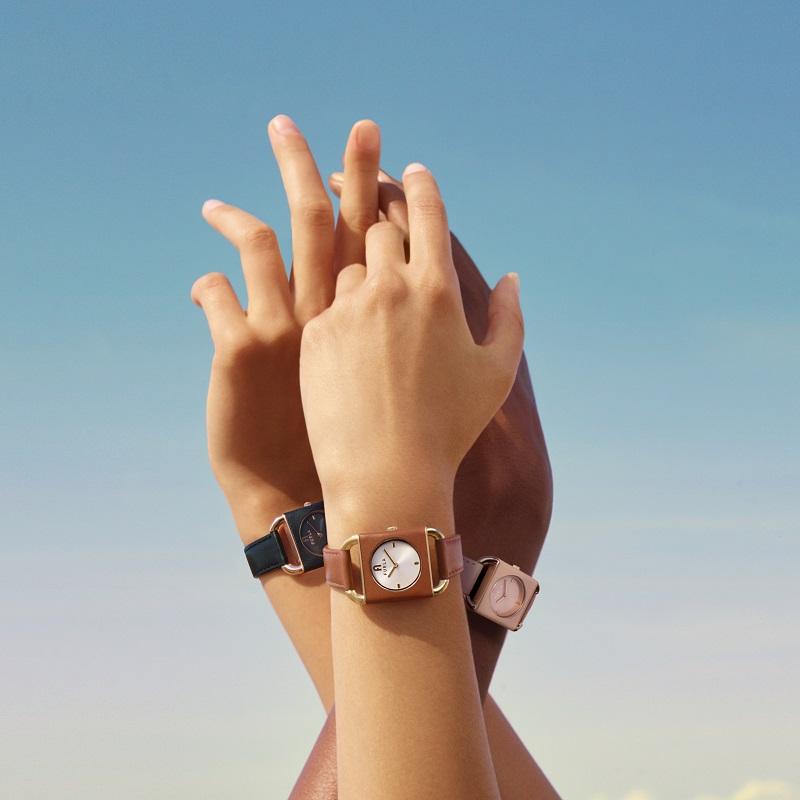 フルラの新作時計、キービジュアル