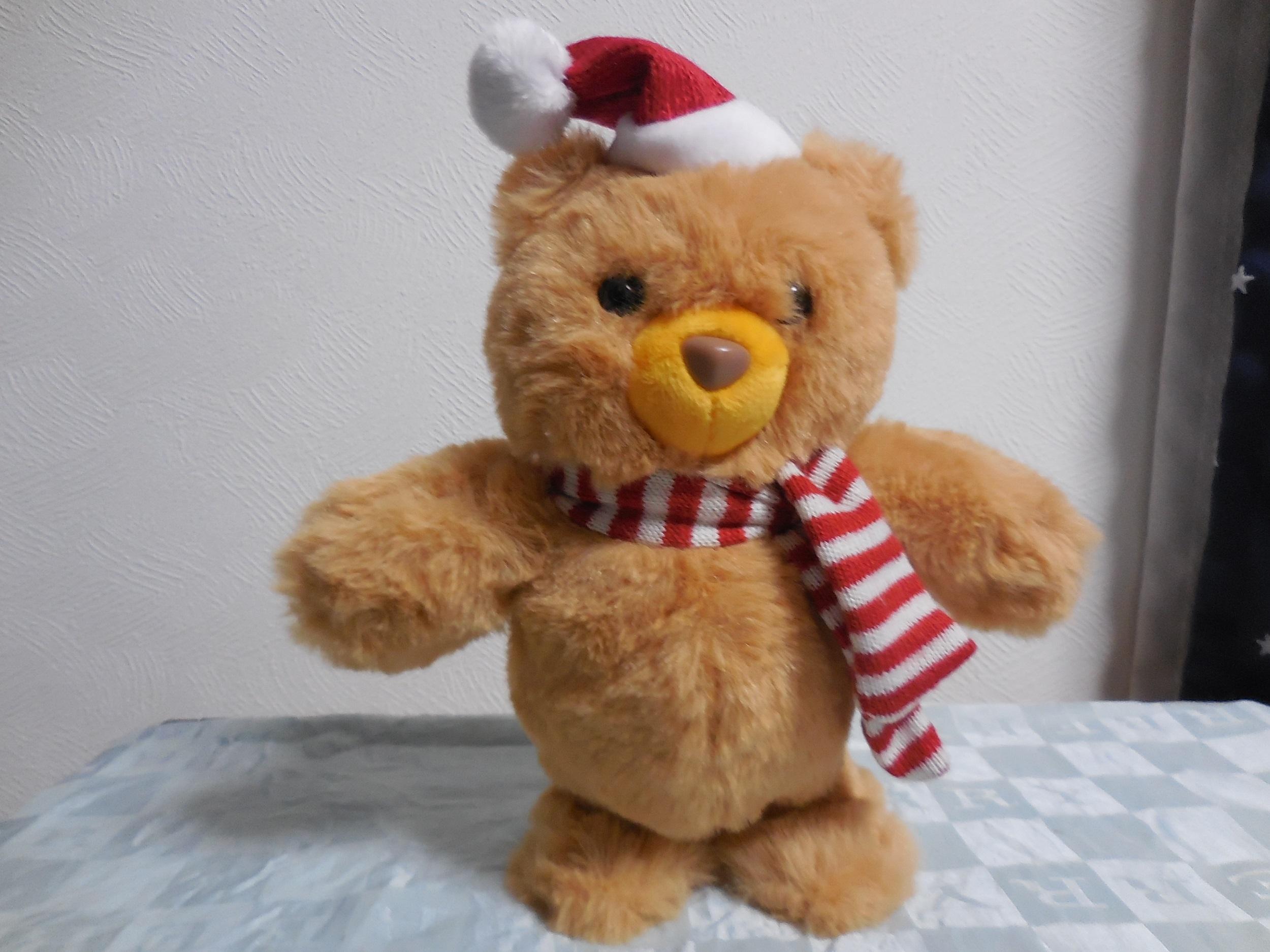【カルディ】史上最強にかわいいクリスマストコトコベア_2