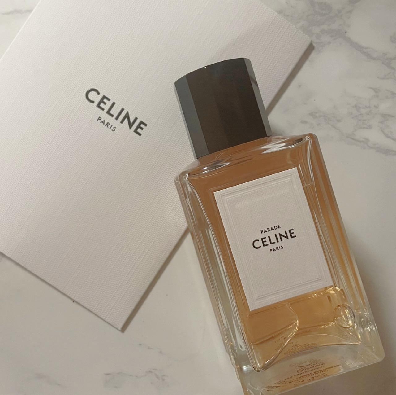 【CELINE オードパルファム PARADE】自分へのご褒美にはとびきり素敵な香りを。_1