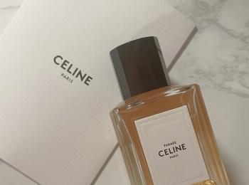 【CELINE オードパルファム PARADE】自分へのご褒美にはとびきり素敵な香りを。