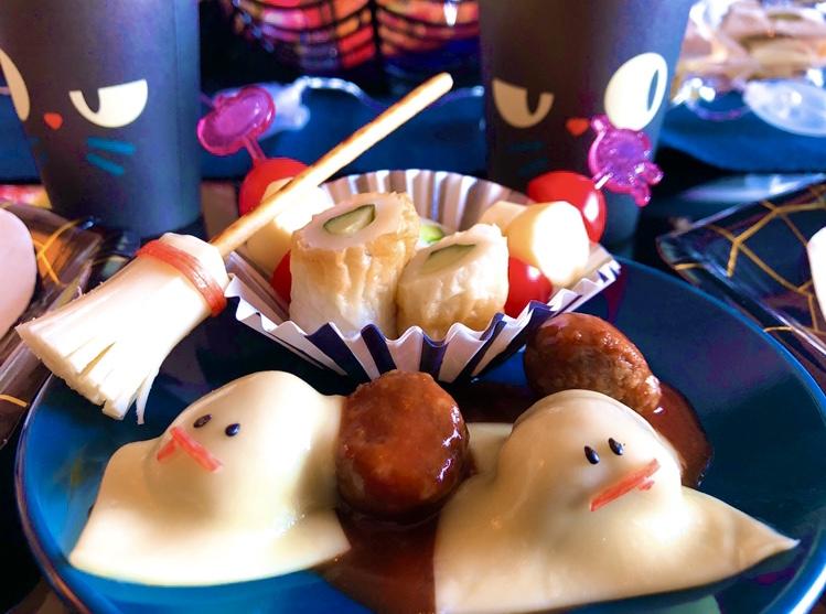 【♡お家でハロウィンパーティー♡】簡単可愛いアイデア料理もご紹介☺︎_5