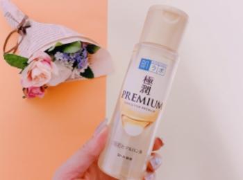 美容液級の潤いが続く優秀化粧水!肌ラボ®︎極潤プレミアム®︎ヒアルロン液♡