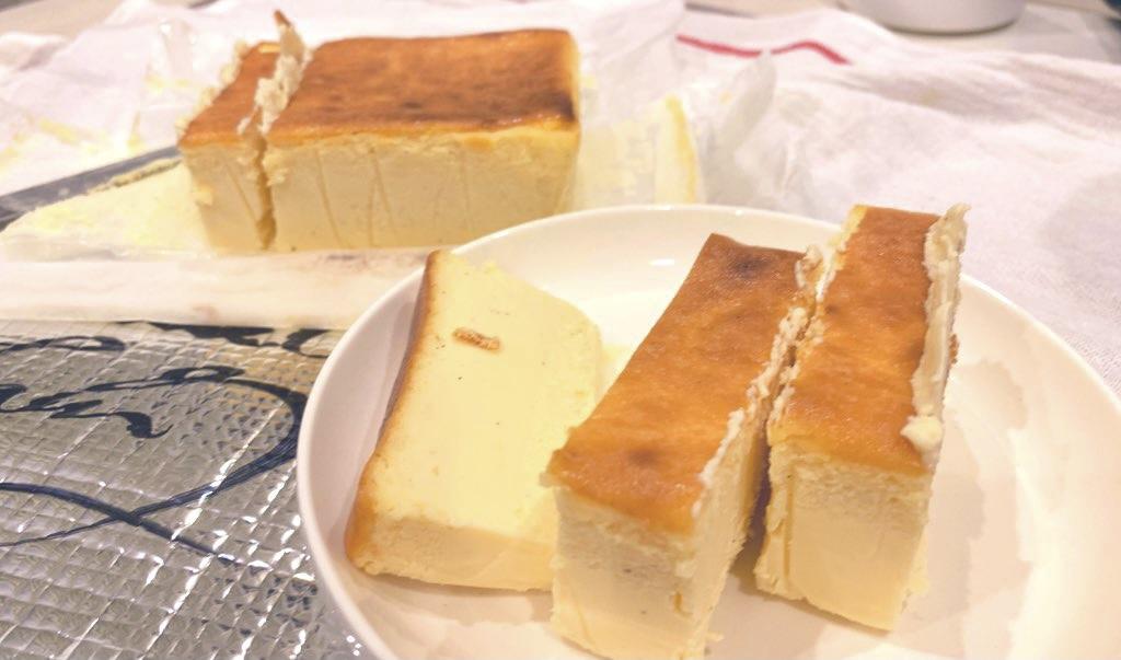 この世のスイーツ好き全てに捧げたい人生最高のチーズケーキ♡_2