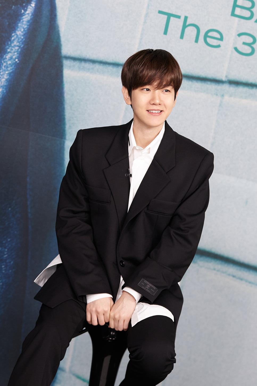 EXOのベクヒョン