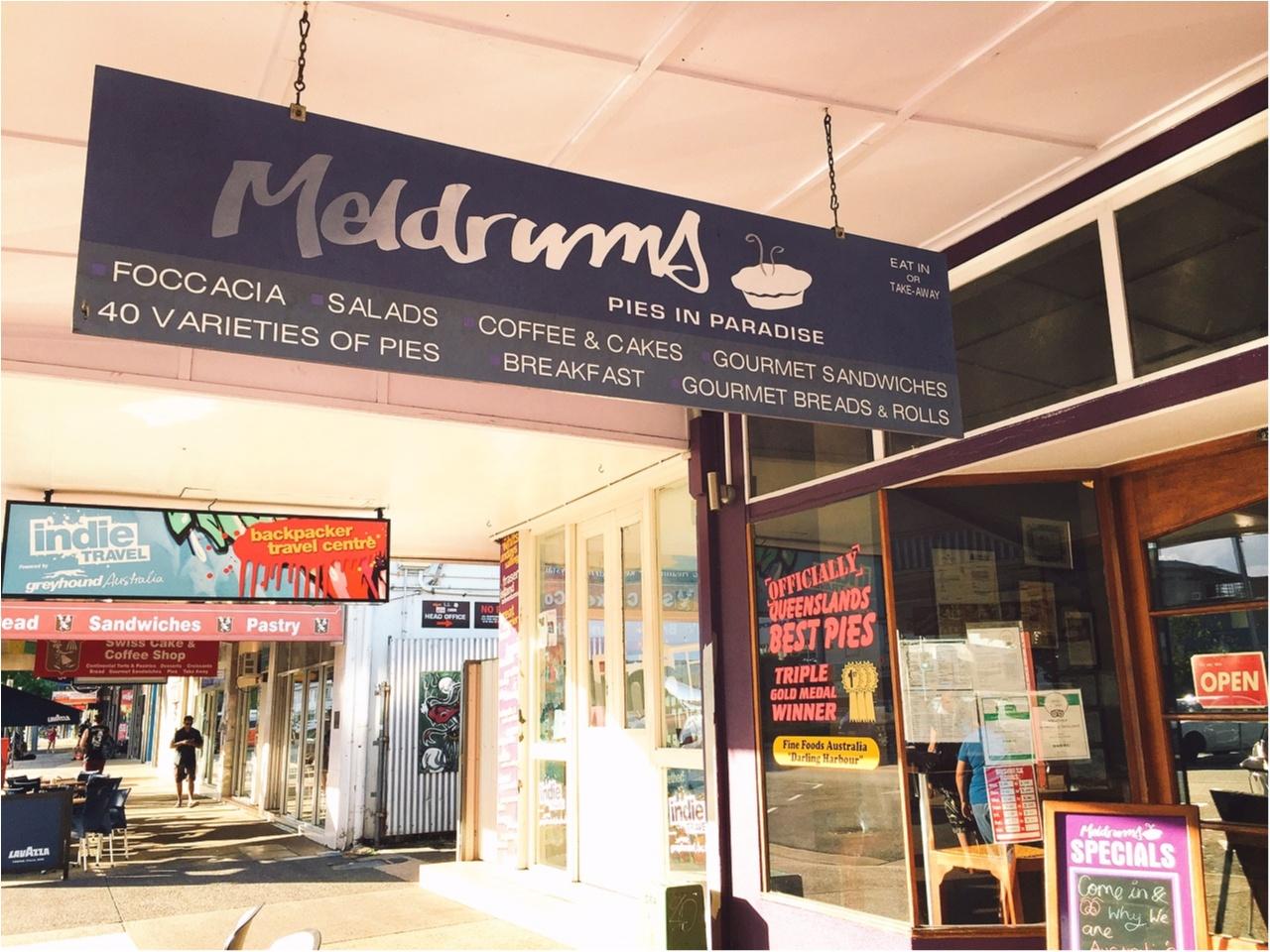 《オーストラリア・ケアンズ》に行ったら!日本未上陸の『メルドラムス』のミートパイがおすすめ!_1