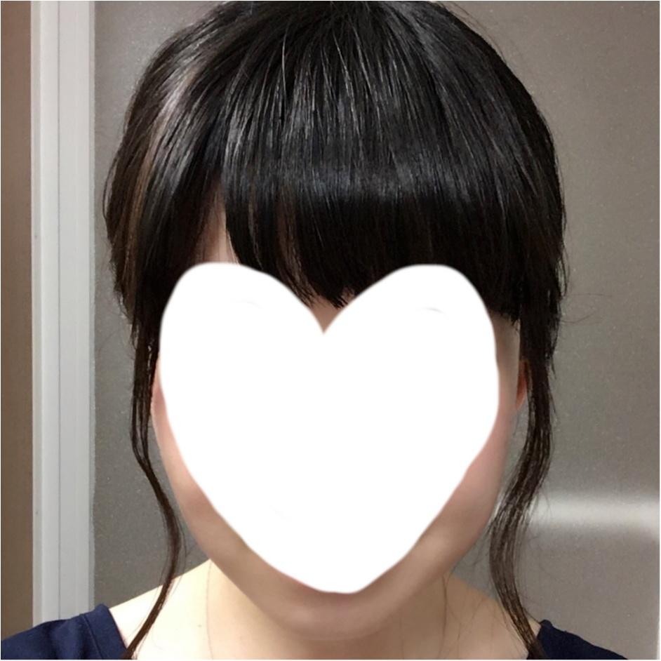 【輪ゴムで小顔に!?】今話題の【耳輪ゴム法】を試してみました♡_2