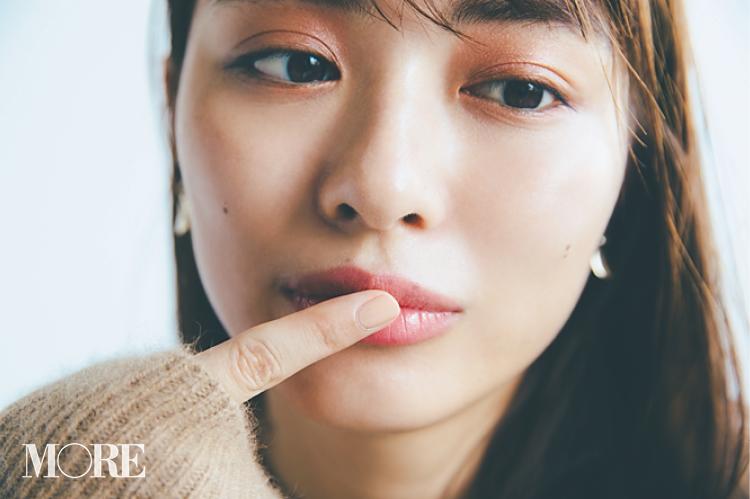 目もとも唇も、ぐんとおしゃれになる「大人なモーヴピンク」メイク♪ 記事Photo Gallery_1_11