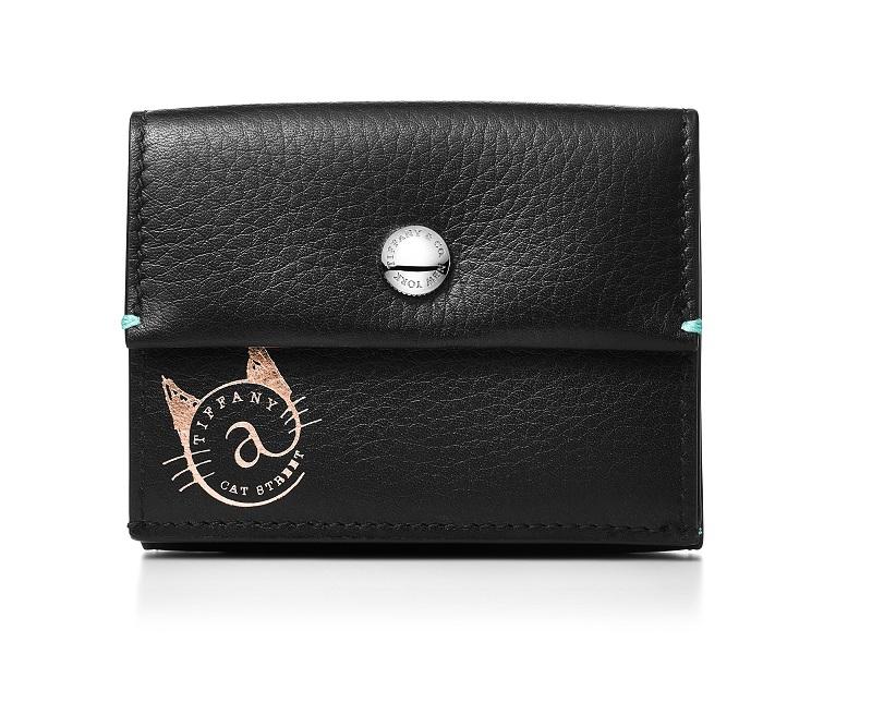 ティファニー、限定のミニ財布
