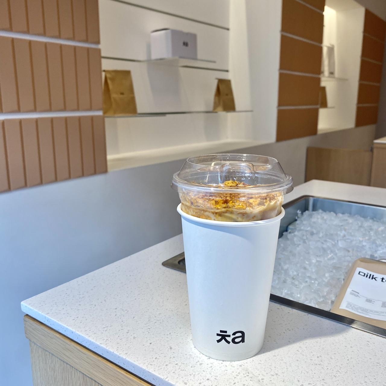 【Cha Aoyama】韓国発ミルクティー専門店★《タルゴナミルクティー》が美味しすぎ♡_2
