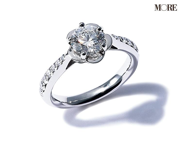 シャネルのエンゲージメントリング 婚約指輪