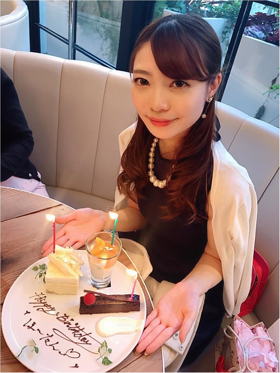 """《祝25歳!》みなさんにお祝いしていただきました♡!!""""写真大量です☆""""_8"""