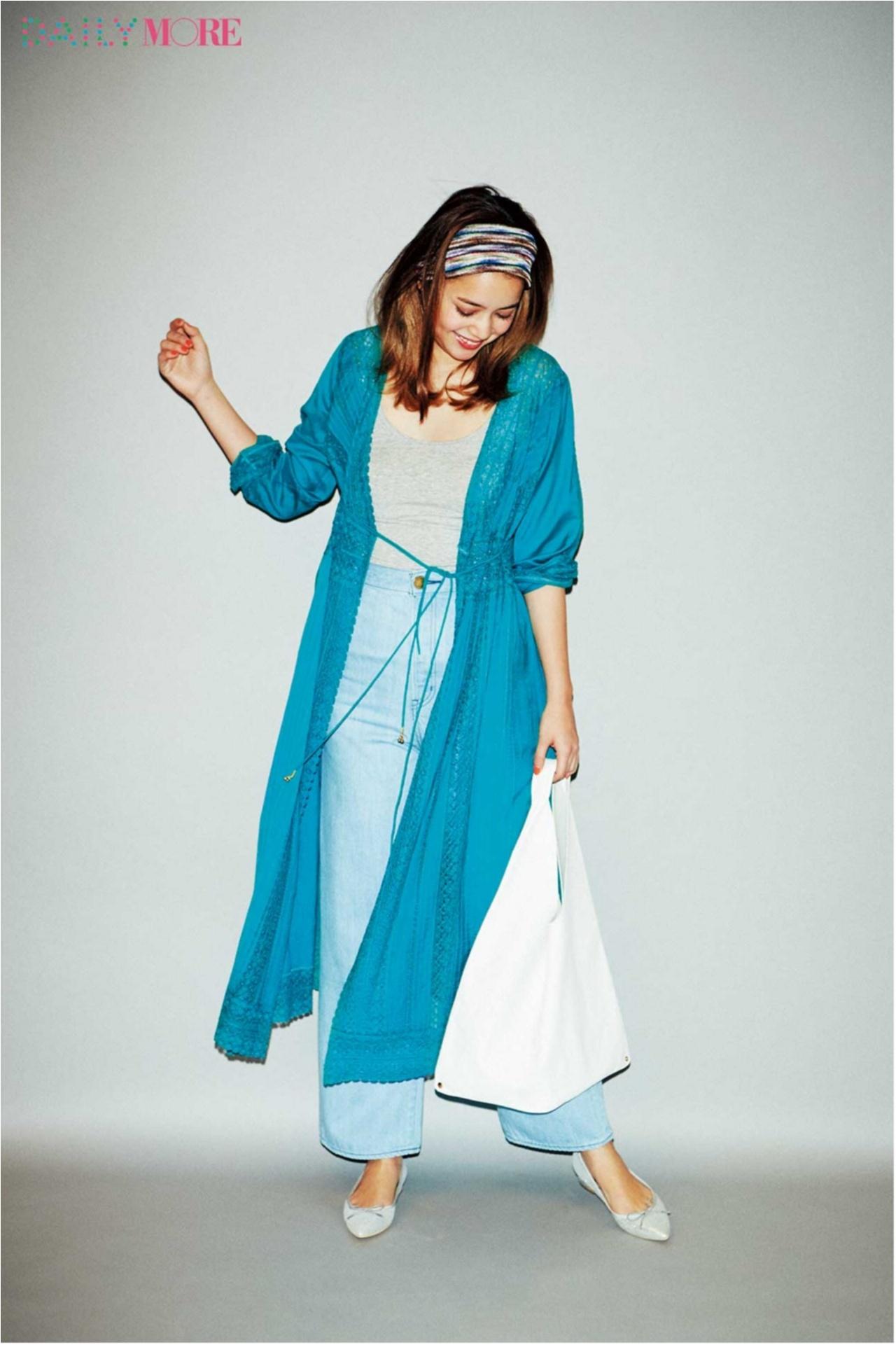 オシャレ女子は夏だって重ね着派♪ 初夏に着たい「サマーレイヤード」まとめ♡_1_20