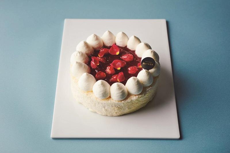 おすすめ冷凍ケーキ『メゾンシブレー』の「木苺のレアチーズ ジブリー」
