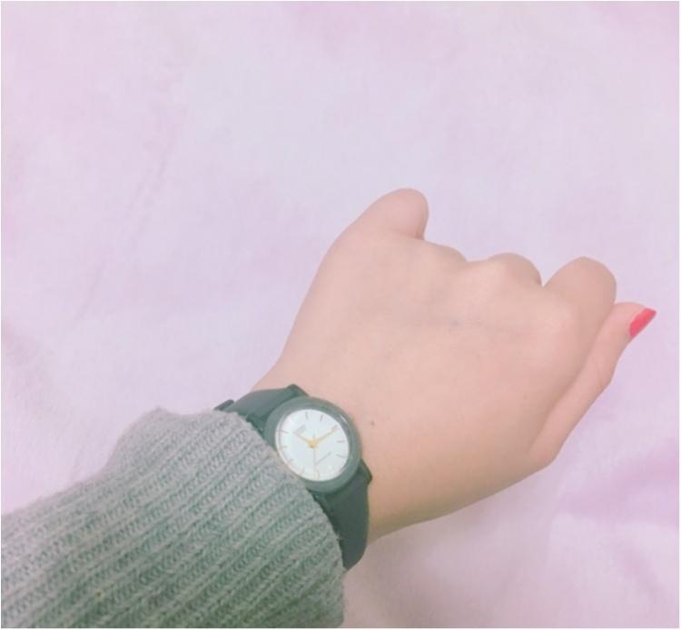《お洒落さんになりたいならこれ♡》シンプルかわいいCASIOの腕時計はマストハブ!!_3