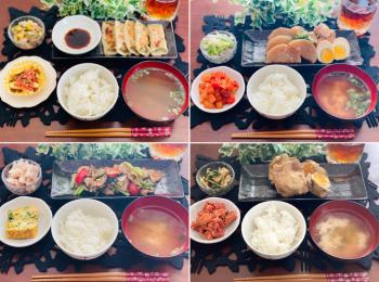 【今月のお家ごはん】アラサー女子の食卓!作り置きおかずでラク晩ご飯♡-Vol.22-