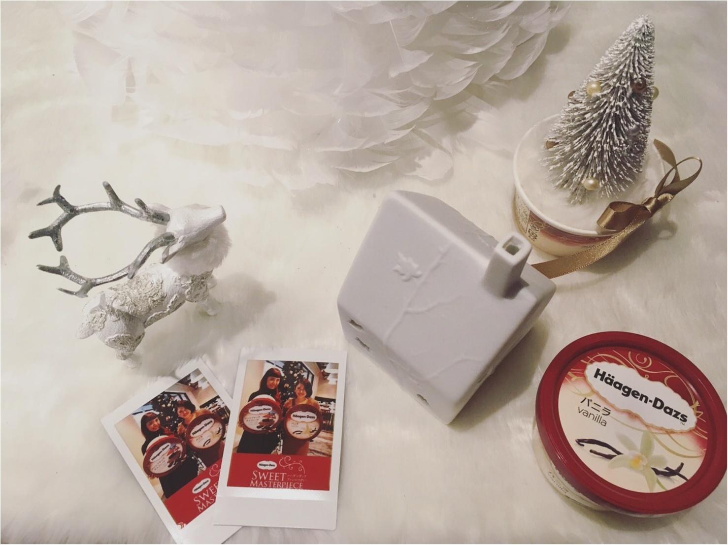 【イベントレポ】12/5発売の新商品も食べられちゃった!素敵すぎる「ハーゲンダッツクリスマスパーティー」_15