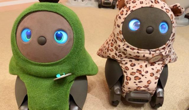ドラマで話題沸騰!LOVOT(ラボット)と触れ合えるカフェがラゾーナ川崎に誕生♡_6
