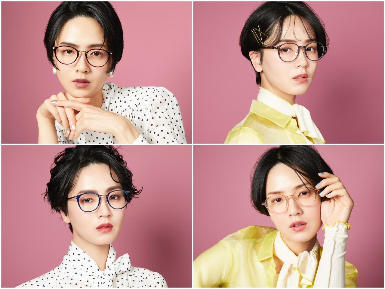 『JINS×イガリシノブ』ついに発売‼︎ 働く女子の理想を叶える「メガネ愛好課」シリーズ全部見せ♡_2
