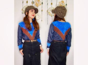 【オンナノコの休日ファッション】2020.12.2【うたうゆきこ】