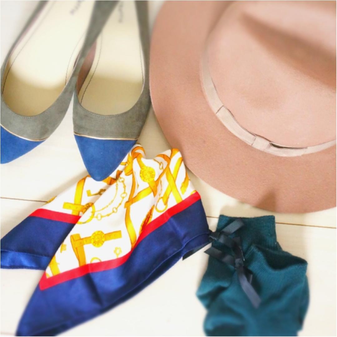 いつもの服に+ひと手間で《褒められコーデ》に❤️【12月のコーデアイデア】3選!_3