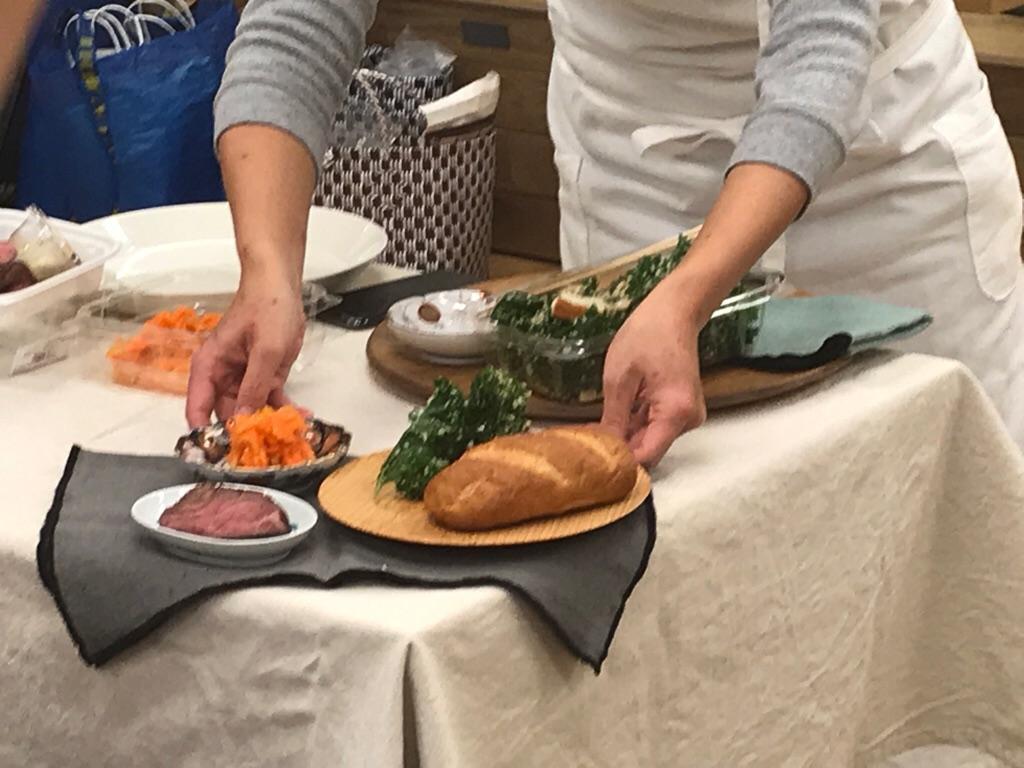 【朝時間.jp】料理が映える!《佐賀の和食器で楽しむテーブルスタイリング講座》へ♡_6