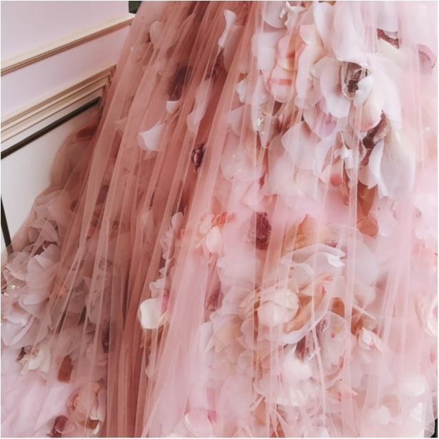 まるでお姫様♡『THE HANY』のウェディングドレスが可愛すぎる!_3