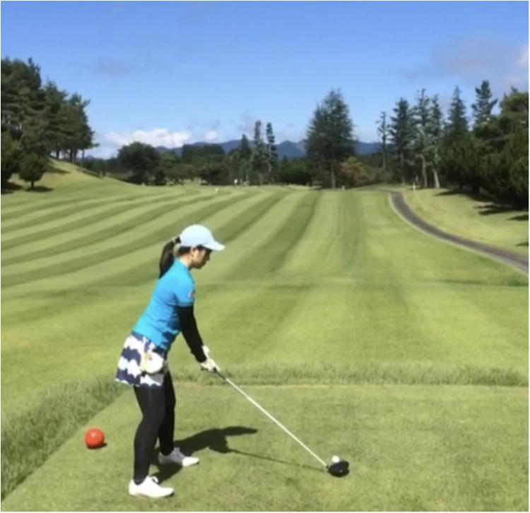 天気は快晴! だけどスコアは絶不調で130台......やっぱりゴルフは人生と同じで難しい(涙)【#モアチャレ ゴルフチャレンジ】 _2