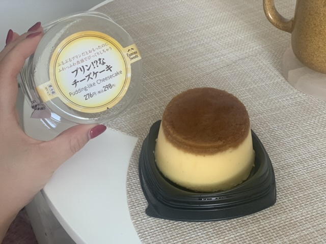 """ファミマから発売された""""新感覚チーズケーキ""""食べてみた♡_2"""
