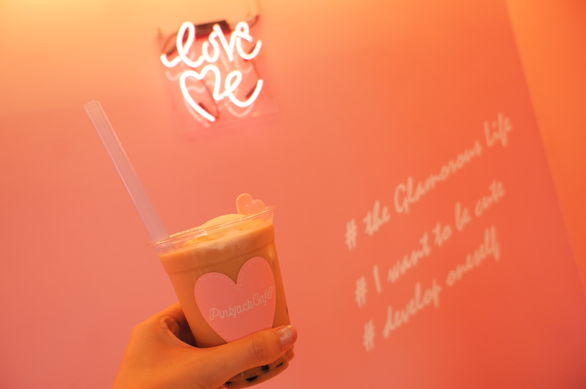 《ご当地MORE✩静岡》ピンクづくし❤️写真映え◎【PinkjackCafe】が可愛すぎる☻!_4